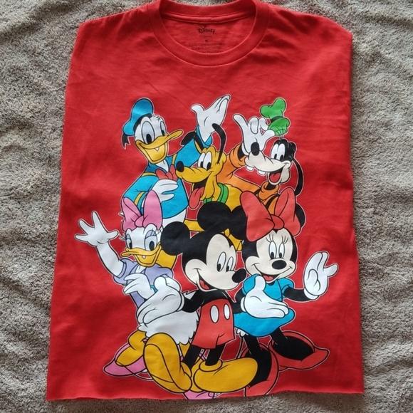 Disney Tops - Disney Long Sleeve Tee